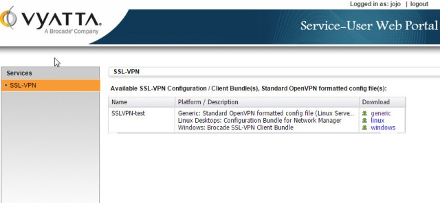 Brocade SSL-VPN Client Bundler on Vyatta – InsidePacket