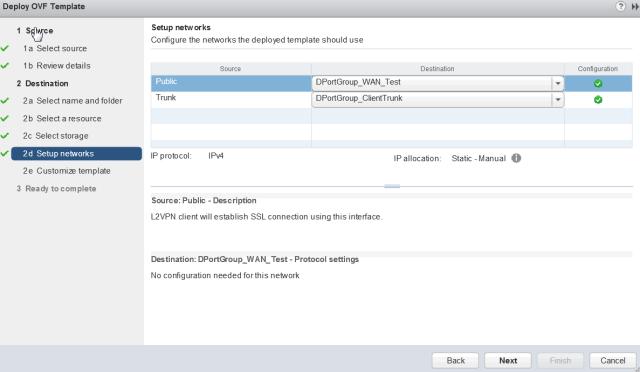 Setup NSX L2VPN on Standalone Edge – InsidePacket